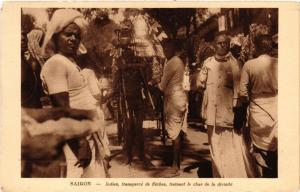 CPA VIETNAM SAIGON - Indien transpercé de fléches (321191)