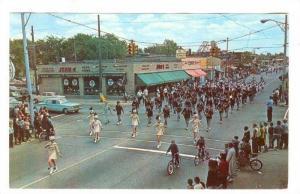 Senior High School Band, Memorial Day, Parade, Hazel Park, Michigan, 00-10s