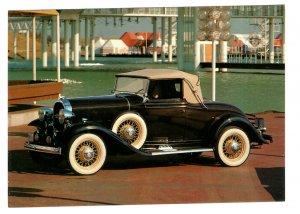 1932 McLaughlin Buick Convertible Coupe, Antique Car, The Craven Foundation