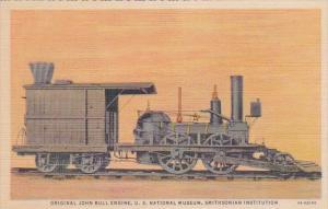 Washington DC Original John Bull Engine U S National Museum Smithsonian Intst...