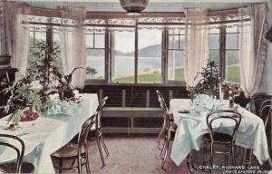 Railway Chalet at Rudyard Lake Antique North Stafford Railway Postcard