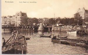 Rotterdam - River Scene