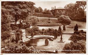 Blackburn, Garden of Remembrance, Corporation Park