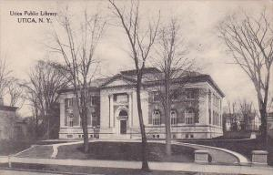 Utica Public Library Utica New York