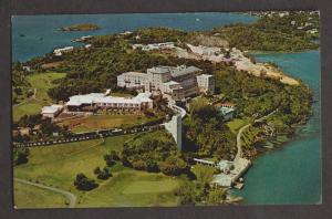 Aerial View Of Castle Harbour Beach & Golf Club, Bermuda - Unused