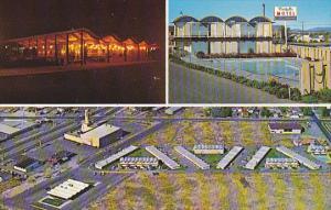 Oregon Klamath Falls Rickfalls Motel & Restaurant