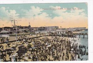 New Jersey Asbury Park Casino Bathing Beach 1912