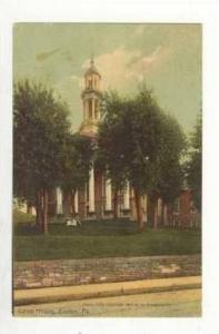 Court House, Easton, Pennsylvania, 00-10s