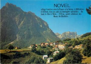 France Novel Haute-Savoie