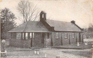 Mortuary Chapel Saugerties, New York
