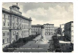 RP; Taranto , Apulia, Southern Italy. 20-40s ; Piazza della Vittoria - Mon. A...