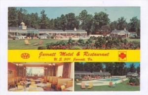 U.S. 301  Jarratt Motel , Jarratt , Virginia, 40-50s