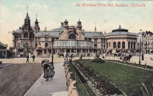 Le Kursaal Cote Des Jardins, Ostende, West Flanders, Belgium, 1900-1910s