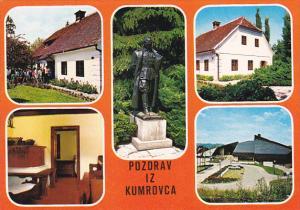 Czechoslovakia Pozdrav Iz Kumrovca Multi View
