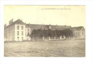 Le College Des Garcons, Saint-Nazaire (Loire-Atlantique), France, 1900-1910s