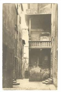 RP: Florence , Italy , 00-10s ; Loggetta del Vasari