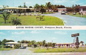 Florida Pompano Beach Astor Motor Court