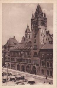 Switzerland Basel Rathaus
