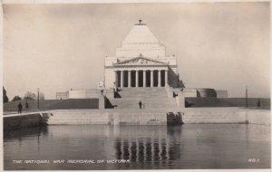 RP  VICTORIA , Australia, 1930s ; National War Memorial of Victoria