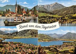 Rund um den Tegernsee Rottach Egern Bad Wiessee Tegernseer Tal
