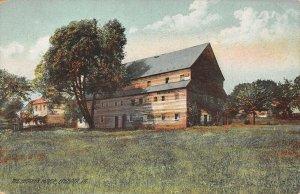 LPS08 Ephrata Pennsylvania The Brother House Postcard