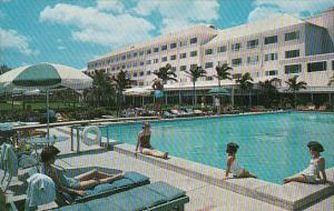 Bahamas Nassau Swimming Pool Emerald Beach Hotel