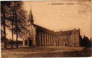 CPA LES CHATELETS - La Chapelle (243279)