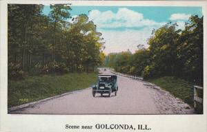 Greetings From Golconda Illinois