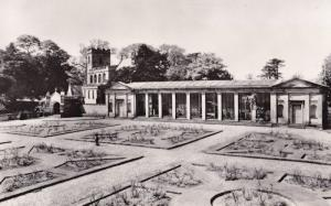 Blithfield Staffordshire Church & Orangery Vintage Real Photo Postcard