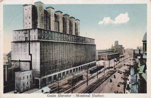Air view, Grain Elevator, Montreal,  Quebec,  Canada, 00-10s