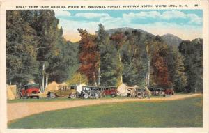 25559 NH, White Mountains, Dolly Corp Camp Ground, White Mt. National Forest,...