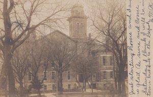 RP: PERU , Nebraska , 1906 ; State Normal School