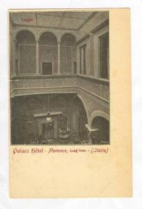Palace Hotel (Interior), Florence, France, 1900-1910s