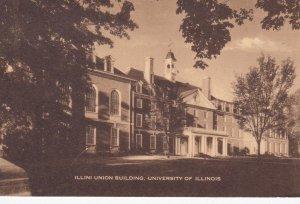 Illini Union Building , University of Illinois , 1930s #2