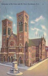 Rhode Island Providence Cathedral Of Saint Peter And Saint Paul