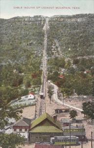 Tennessee Chattanooga Cable Incline Up Lookout Mountain