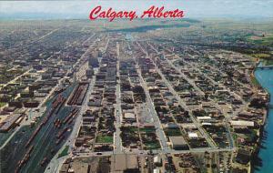Canada Alberta By Air