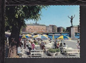 Stockholm,Sweden Postcard BIN