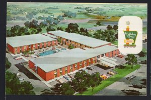 Oklahoma ~ Holiday Inn of MUSKOGEE 800 S 32nd (US 69) ~ Chrome 1950s-1970s
