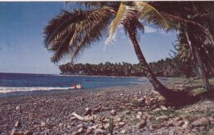 Papeno's Beach, TAHITI, 40-60's
