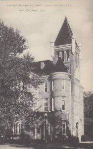 Arkansas Arkadelphia Administration Building Ouachita College Artvue