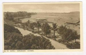 Natal: Esplanade, Durban, South Africa, 1900-1910s