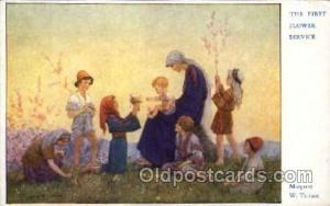 Artist Margaret W. Tarrant Fairy Tale Postcard Post Card
