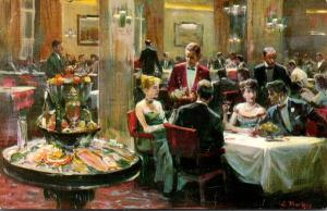 New York City Laurent Restaurant