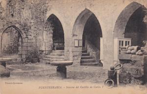 Fuenterrabía, Spain, 00-10s : Interior del Castillo de Carlos V