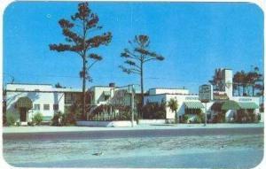 Llyods Motor Hotel, Myrtle Beach, South Carolina, 40-50s
