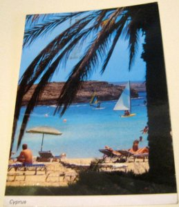 Cyprus Seafront 580 Triarchos - posted 1991