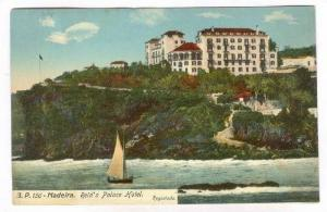 Madeira. Red´s Palace Hotel, 00-10s