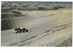 Sand Buggy on Sand Dunes 1960s With the Thrills of a Roller Coaster