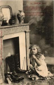 CPA Noel du Bébé. 5. A. BERGERET (674958)